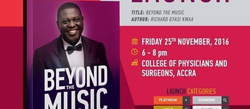 Book Launch: Beyond The Music