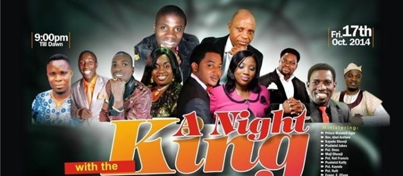 NIGHT WITH THE KING 2014