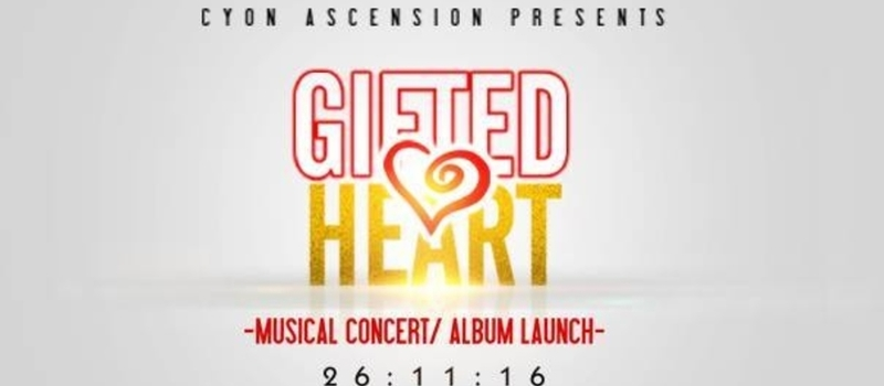 Gifted HEART - Musical Concert & Album Launch