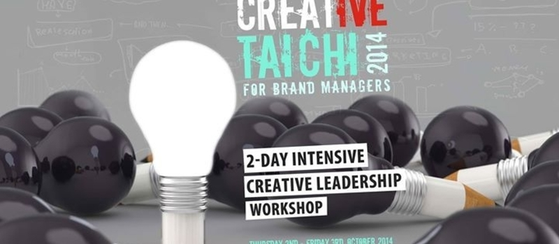 2014 Creative T'ai Chi For Brand Managers