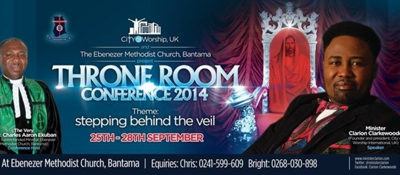 THRONE ROOM CONFERENCE 2014