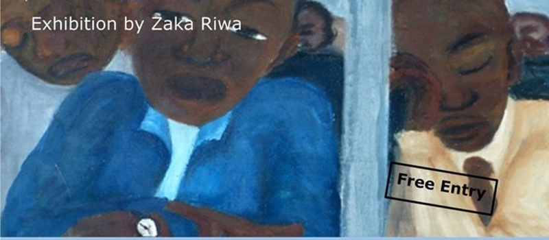 In Particular - An Exhibition by Zaka Riwa