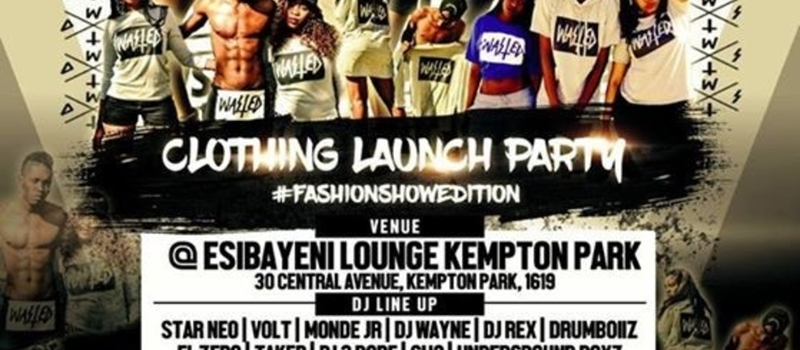 Wasted Street Wear Clothing Launch party