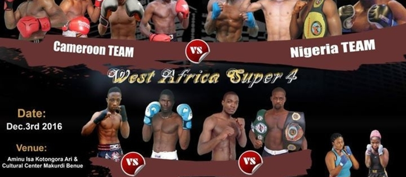 WKF WEST AFRICAN SUPER 4