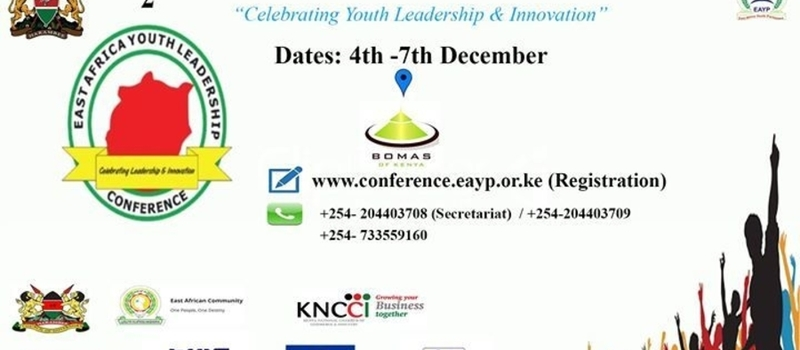 The 2nd East Africa Youth Leadership Conference 2016
