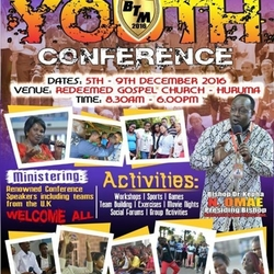 Beyond This Moment Youth Conference