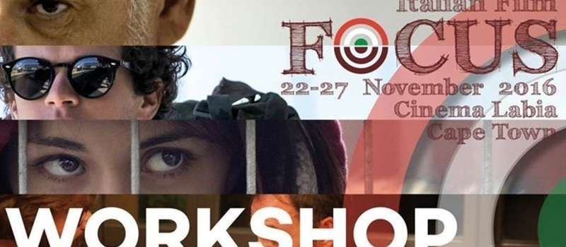 ITALIAN FILMMAKERS MEET SOUTH AFRICAN FILM STUDENTS