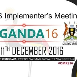 Uganda 2016 OpenMRS Implementer's Conference