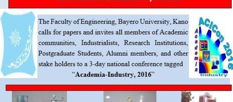 Academia-Industry Conference 2016