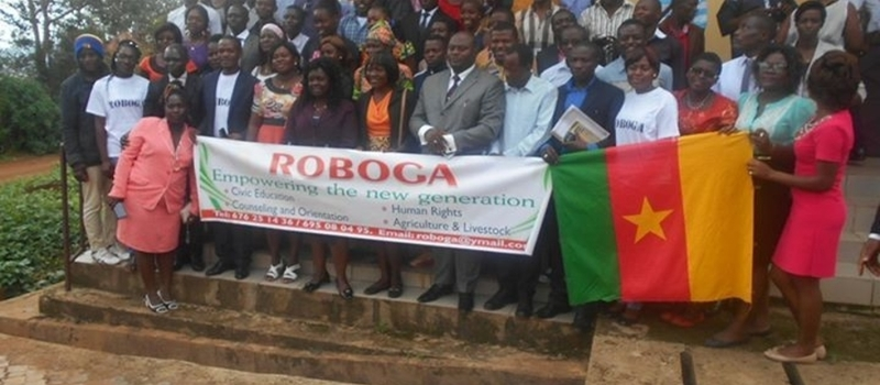 ROBOGA Building Peaceful And Self Employed Youths