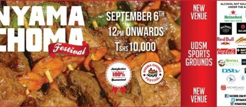 The Nyama Choma Festival- 14th Dar Edition