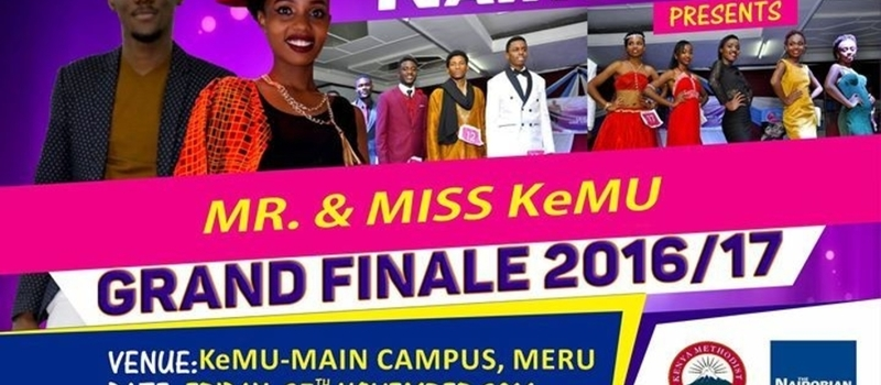 Mr & Miss KeMU