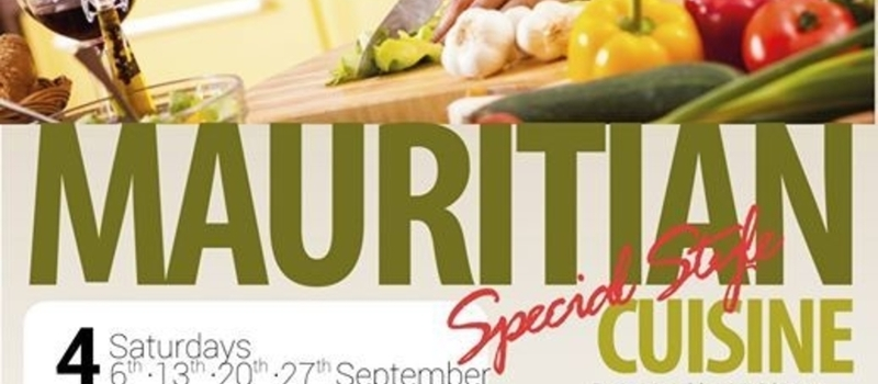 MAURITIAN COOKING CLASSES