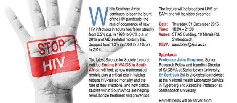 Ending HIV in South Africa
