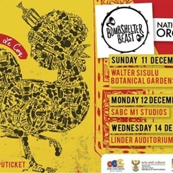 Roots hosts South Africa's best loved music and artists,