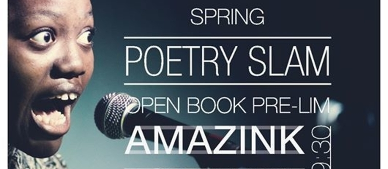 The InZync Poetry Sessions: Spring Edition (Open Book Pre-Lim)
