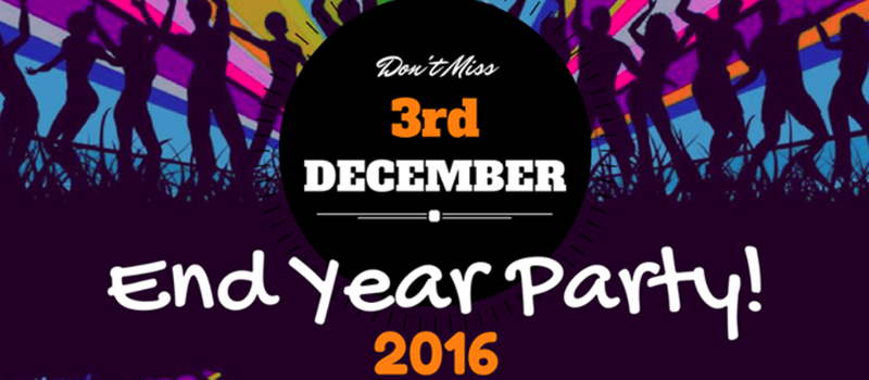 Atheist End Year Party, 2016