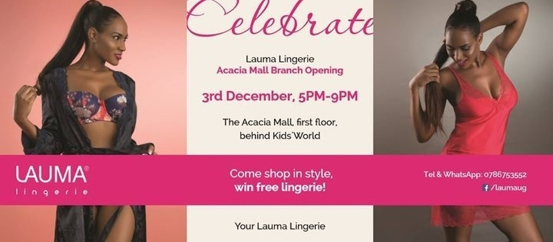 Lauma Lingerie Launch at Acacia Mall