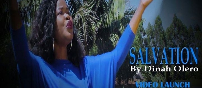 Salvation by Dinah Olero Video launch-MTVKenya.