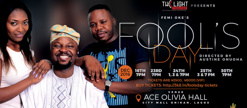 Fool's Day by Femi Oke