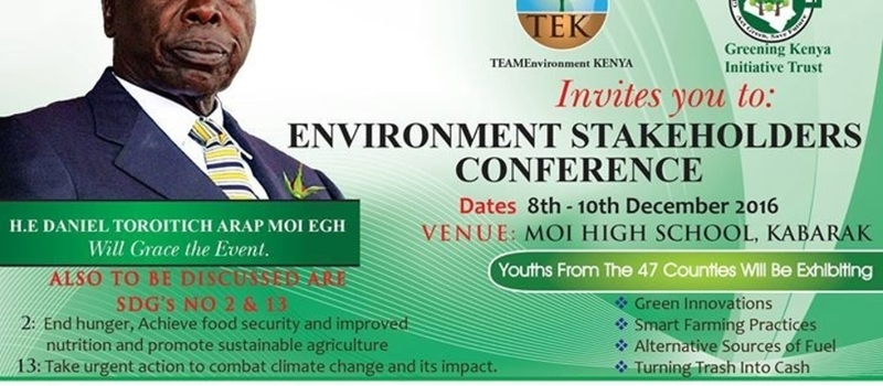 Environment Stakeholders Conference/Workshops