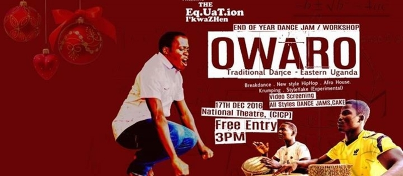 The Equation - End of Year Dance Jam Workshop(OWARO)