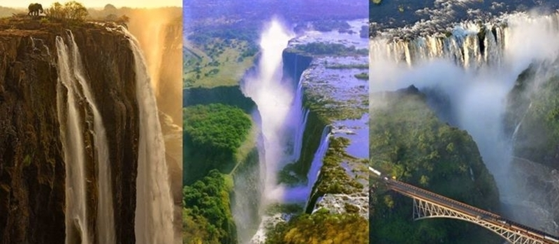 Experience Magical Africa - Nairobi to Victoria Falls