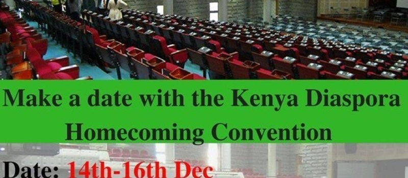 Kenya Diaspora Homecoming Convention