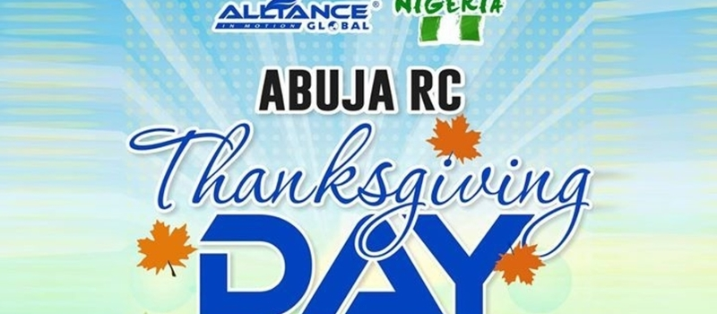 Abuja - Nigeria Thanksgiving Party