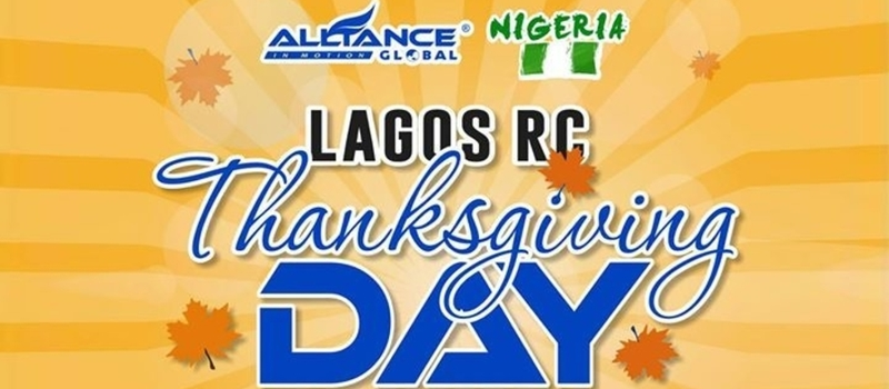 Lagos RC - Nigeria Thanksgiving Day