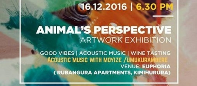 Anmal's Perspective Artwork Exhibition