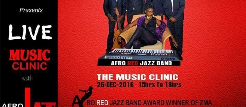 Music Clinic With Afro RED
