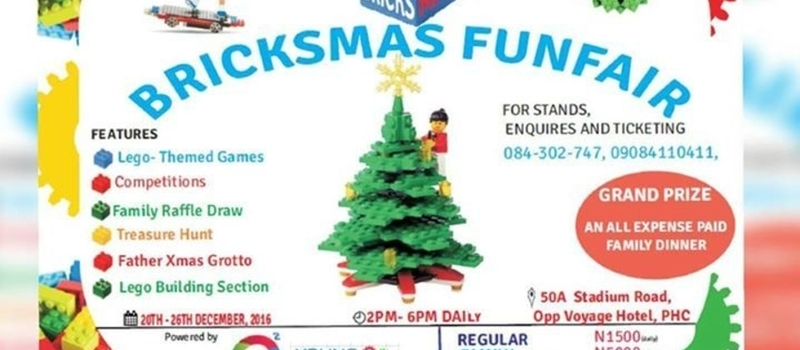 BrickMas Family Funfair