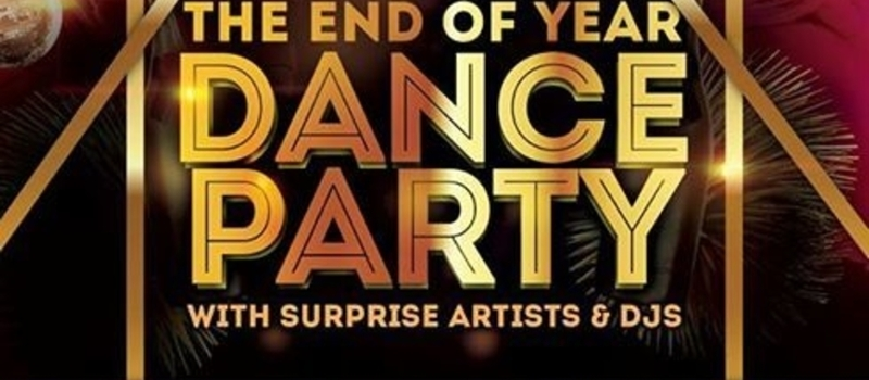 ▶END OF YEAR DANCE PARTY ☆PARTY WITH THE STARS ☆☆   5K ENTRY