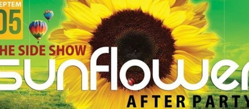 Sunflower After Party with Broken Toy / Deliriant / Commercial Hippies & more