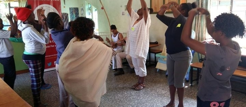 The Nest Home Runda Music & Dance Therapy with Moving Cultures
