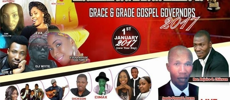 NGMA 2017 (Nassarawa Gospel Music Awards 4.0)