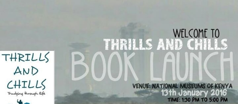 Thrills and Chills Book Launch