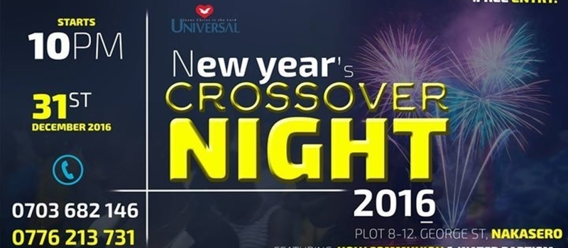 New Year's Crossover NIGHT