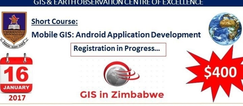 Mobile GIS: Android Application Development