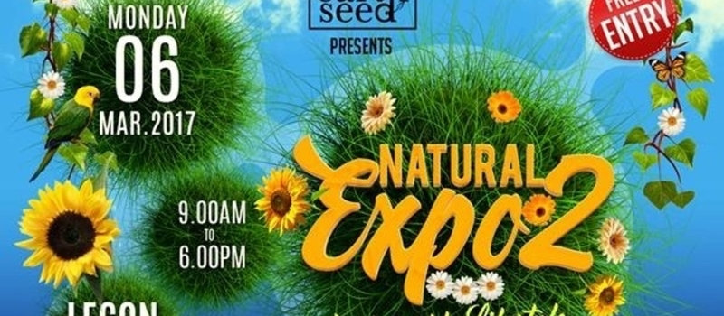 The Second Annual Natural Expo