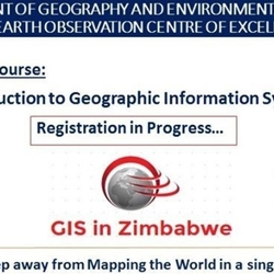 Short Course: Introduction to Geographic Information Ssytems