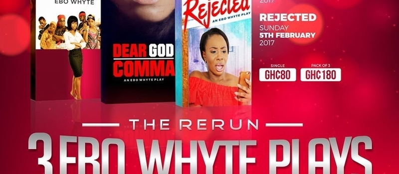 The Re-run 3 Fantastic Ego-Whyte Plays