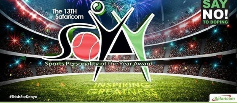 The 13th Safaricom Sports Personality of the Year Award (SOYA)