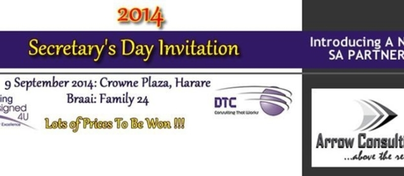DTC-ARROW SECRETARY'S DAY