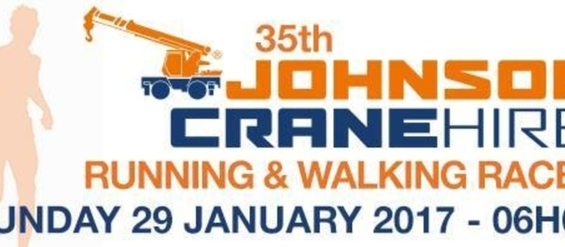 35th Johnson Crane Marathon January 2017