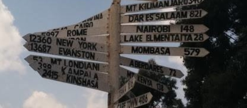 ECO TREK'S MENENGAI HIKE 6TH SEPTEMBER, 2014.
