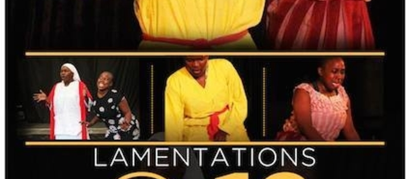 Lamentations at 12 - Zimbabwean Stage Play