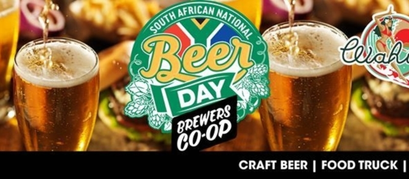 Come Celebrate SA National Beer day!