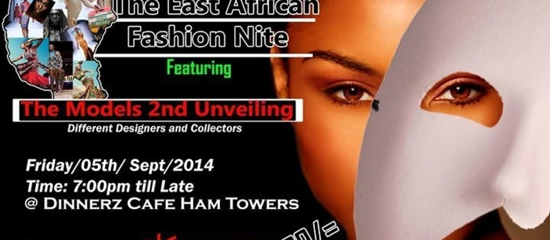 East African Fashion nite ( 2nd Modeling unveilng)